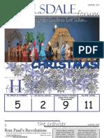 The Hillsdale Forum - Winter I 2007-08