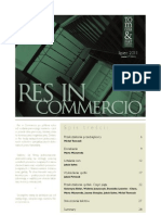 Res in Commercio 07/2011