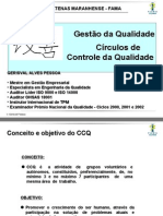 Círculos de Controle da Qualidade (CCQ)