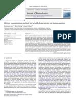 Motion Segmentation Method for Hybrid Characteristic on Human Motion
