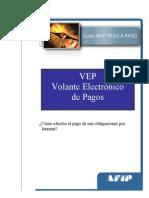 Guia Paso a Paso Pago Con VEP  AFIP
