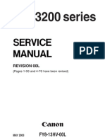 Canon Irc3200 Service Manual