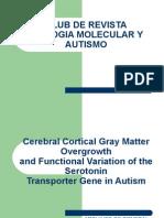 Artículo - Biolog Molec y Autismo