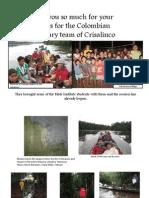 Apaporis Trip PDF