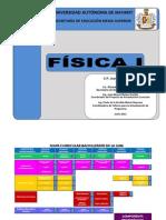 PROGRAMA DE FÍSICA I JUNIO 2011