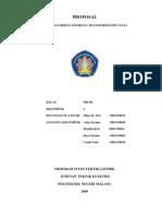 Proposal 3phse Bban Seimbang