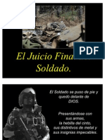 Juicio Final Al Soldado
