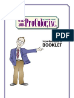 How to Make a Booklet2
