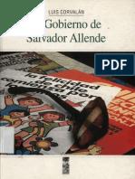 El Gobierno de Salvador Allende