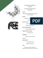 Trabajo Practico 1 de Fundamentos Psicobiologicos de La Educacion