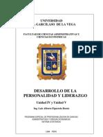 Desarrollo de La Personal Id Ad y Liderazgo Cap 4-5