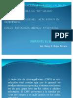 Infección de Citomegalovirus