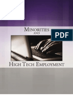 Minorities and High Tech Employment eBook