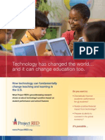 Project RED - Transforming Education
