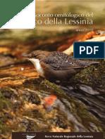 Resoconto ornitologico del Parco della Lessinia - anno 2010