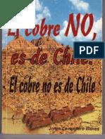 El Cobre NO, Es de Chile / Jorge Lavandero (2001)