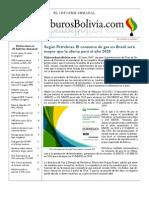 Hidrocarburos Bolivia Informe Semanal Del 25 Al 31 Julio 2011
