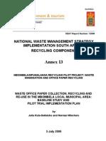 Annex I3 - (HW)(HM)(06!06!06) WOPRR Baseline Study Report & Impl Plan (b)
