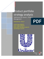 Group 7 _ Porduct Portfolio Strategy _Submission