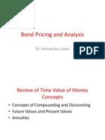 Bond Pricing and Analysis