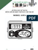 Cataloge Kyoritsu K4105A (Tieng Viet - Son Thinh)