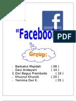 Tugas Facebook