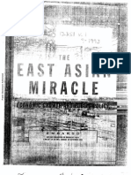 East Asian Miracle