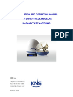 Installation and Operation Manual for A6 (Ver2.0_2003(091130))