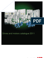 ABB Drives and Motors Catalogue 2011