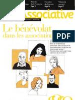 La Vie Associative   n°8   Le bénévolat dans les associations