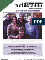 Newsletter Mind Freedom Summer 2011