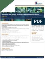 Development of HR Analytics
