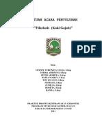 SAP Filariasis