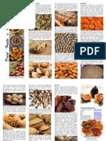 Pakistani Dried Fruits - English