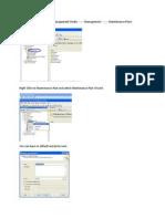 Database Backup in SQL