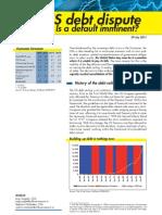 US Debt Special_Jul11