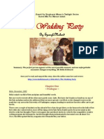 The Wedding Party by Spangle Maker 9 COMPLETE