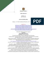 Legea Privind Achizitsiile Publice