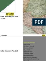 Bafel Academy Pvt. Ltd. - company Profile