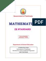 6th Std Samacheer Kalvi Maths Book