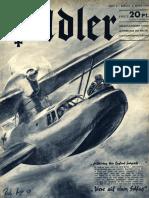 Der Adler nº 5 (5 Marzo 1940)