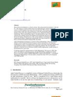 Sidd Prabhudas - Agile Unified Process