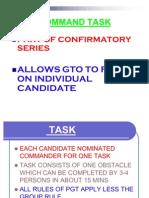 Command Task