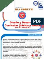 Guía Nº 5 Diseño y Desarrollo Curricular COMPLETA