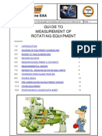 Rotating Equipment Measurement