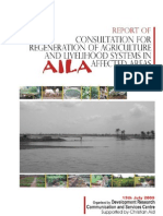 Agriculture and Livelihood After AILA