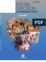 Social Protection For A Changing India Vol 2