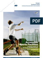 Accessible Sports Facilities - 2010