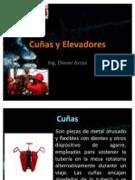 Cuñas y Elevadores
