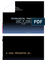 Pathological Fracture